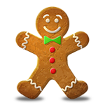 Gingerbread from Sambo4U