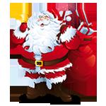 Weihnachtsmann von saubazi