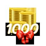 1000 Coins von Boss66666