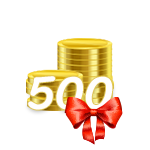 500 Coins from ANipi