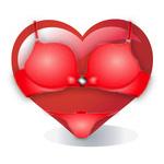 Sexy Herz