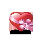 Gift Heart from Readytomate