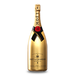 Prickelnder Champagner
