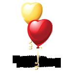 Ballonherzen von Gitmo99
