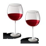 Wein für zwei